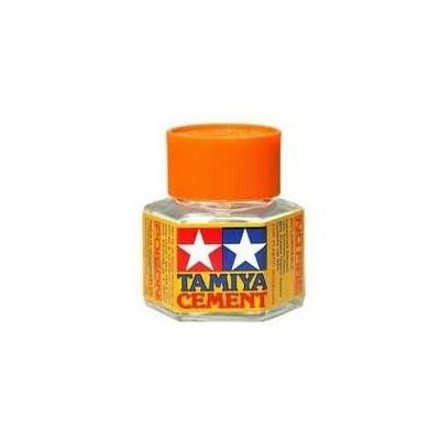 PEGAMENTO PARA MAQUETA LIQUIDO TAMIYA (20 ml)