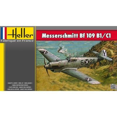 MESSERSCHMITT Bf-109 B / C C/ESP