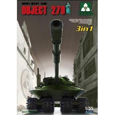 CARRO DE COMBATE OBJECT 279