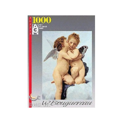 PUZZLE PRIMER BESO-BOUGEREAU