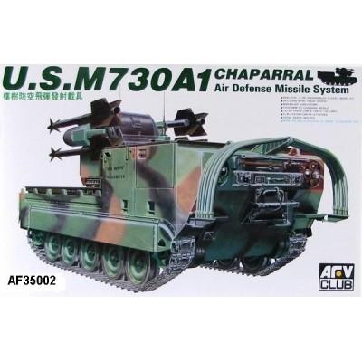 SISTEMA ANTI-AEREO M-730 A1 CHAPARRAL