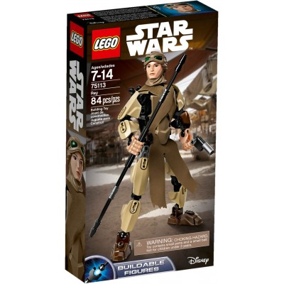 STAR WARS:FIGURA REY