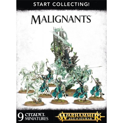 START COLLECTING MALIGNANTS - GAMES WORKSHOP 70-93
