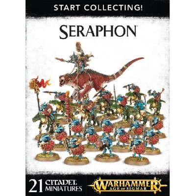 SERAPHON START COLLECTING
