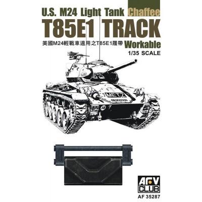 SET ORUGAS T85E1 PARA CARRO M-24 CHAFFEE