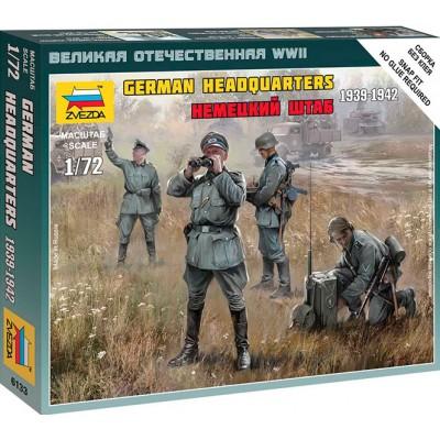 CUARTEL GENERAL ALEMAN 1939-1942