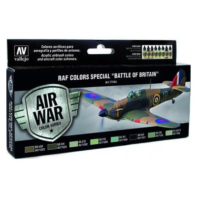 AIR WAR: R.A.F. COLORS SPECIAL - Battle of Britain (8 colores)