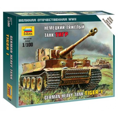 CARRO DE COMBATE TIGER I E (Early)