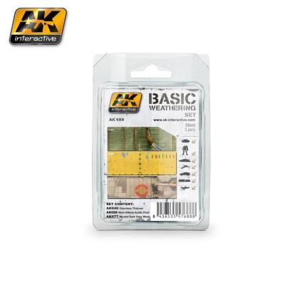 Weathering set: BASIC - AK Interactive 688