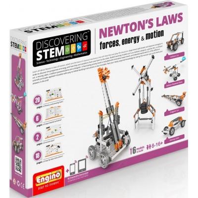 NEWTON´S LAWS - ENGINO STEM07