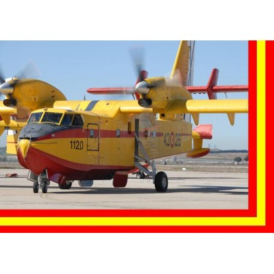 Canadair Bombardier CL-415 GRUPO 43 1/72
