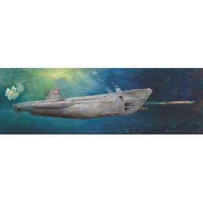 SUBMARINO TYPE VIIC U-552 -Escala 1/48 - Trumpeter 06801