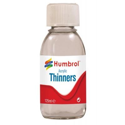DILUYENTE ACRYLICOS HUMBROL (125 ml)