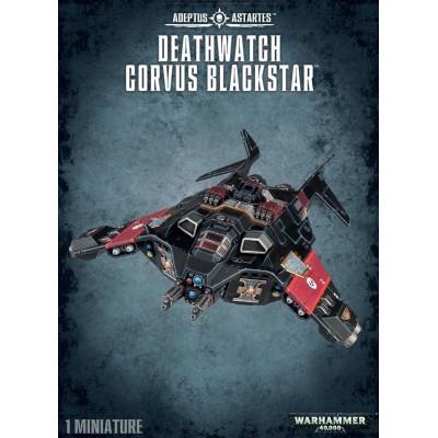 .M.E. DEATHWATCH CORVUS BLACKSTAR - Games Workshop 99 12 01 09 002