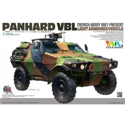 VEHICULO BLINDADO PANHARD VBL - Tiger Model 4603