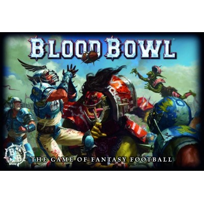 BLOOD BOWL 2016 ESPAÑOL - GAMES WORKSHOP 200-01