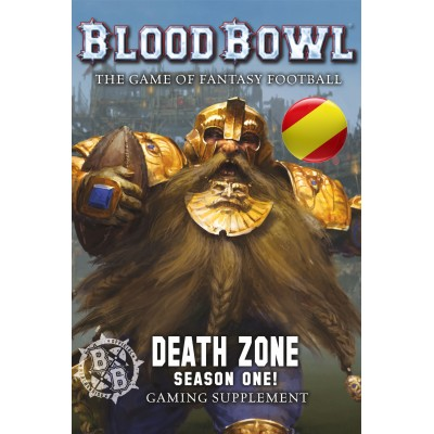 BLOOD BOWL DEATH ZONE TEMPORADA UNO ESPAÑOL - GAMES WORKSHOP 200-02