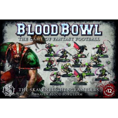 BLOOD BOWL SKAVENBLIGHT SCRAMBLERS - GAMES WORKSHOP 200-11