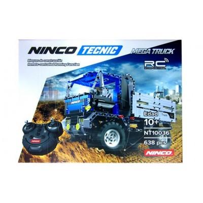 NINCO RECNIC MEGATRUCK RC PARA MONTAR CON BLOQUES - NT10036