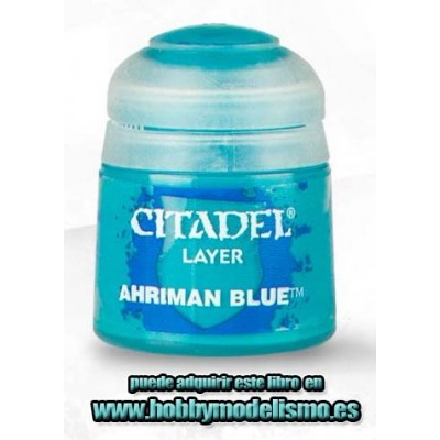 LAYER AHRIMAN BLUE 12ML