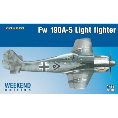 FOCKE WULF Fw-190 A-5 -1/72- Eduard 7439