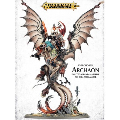 EVERCHOSEN ARCHAON EXALTED GRAND MARSHAL - GAMES WORKSHOP 83-50