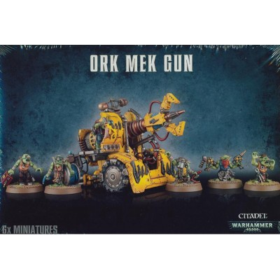 ORK MEK GUN - GAMES WORKSHOP GW 50-26