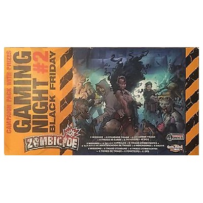 ZOMBICIDE: Gaming Night 2, Black Friday