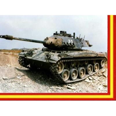 CARRO DE COMBATE M-41 WALTER BULLDOG nº2 ESPAÑOL