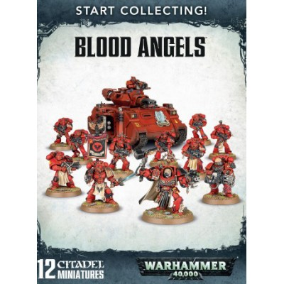 . Star Collecting! BLOOD ANGELS
