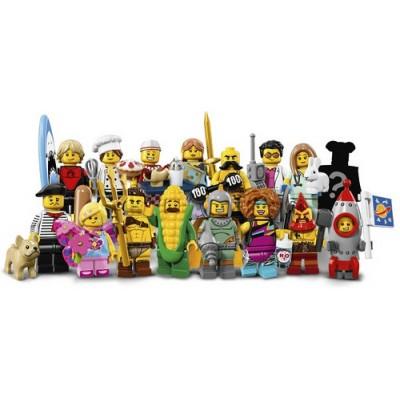 SOBRE LEGO MINIFIGURAS SERIE 17 - LEGO 71018