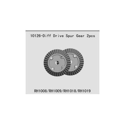 PIÑON PRINCIPAL DIFERENCIALES (2 unidades) - River Hobby 10126