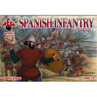 INFANTERIA ESPAÑOLA - Red Box 72097
