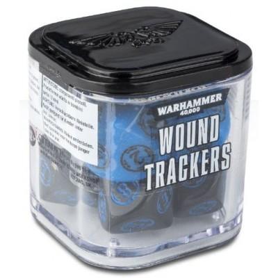 WARHAMMER 40000 WOUND TRACKERS
