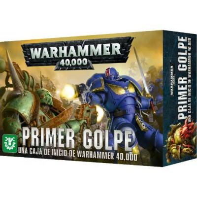 PRIMER GOLPE CAJA DE INICIO DE WARHAMMER 40000