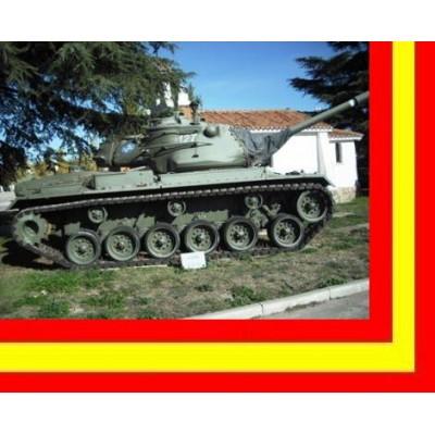 CARRO DE COMBATE M-47 PATTON Nº3 (ESPAÑA)