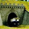 BOCA TUNEL CON PLACAS MURO