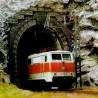 PORTAL TUNEL 1 VIA N - Locomotora Electrica (2 unidades)