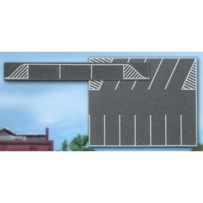 ZONA DE APARCAMIENTO N (120 x 100 mm) - BUSCH 7077