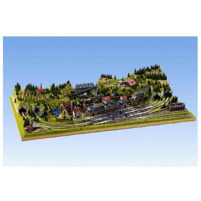 TOPORAMA: BADEN-BADEN (1.750 x 1.000 x 310 mm)
